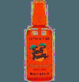 peach body spray skinny dip - Google Search