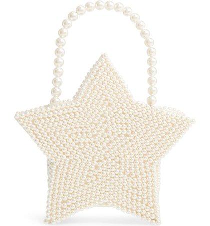 Halogen® x Atlantic-Pacific Star Pearl Handbag (Nordstrom Exclusive)   Nordstrom