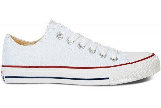 Фирменные Converse Low White