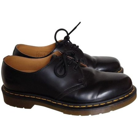 Leather lace ups DR. MARTENS