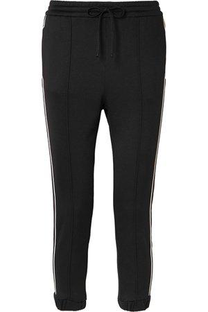 Gucci   Striped tech-jersey track pants   NET-A-PORTER.COM