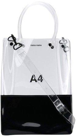Nana-Nana A4 PVC tote