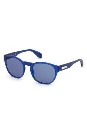 adidas 54mm Round Sunglasses | Nordstrom