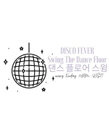 DISCO FEVER - Logo