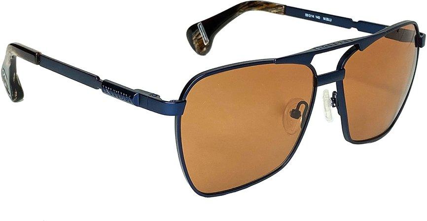 Initium All In Sunglasses Tony Stark Avengers Iron Man (Antique Silver Frames/Grey Gradient Lenses) at Amazon Men's Clothing store