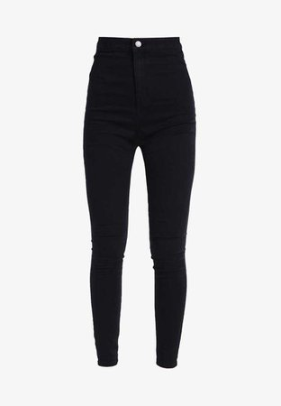 Noisy May NMELLA SUPER - Jeans Skinny - black - ZALANDO.FR