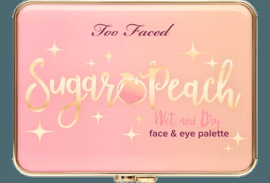 Sugar Peach Wet & Dry Face & Eye Palette