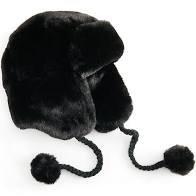 black ski fur accessories - Google Search
