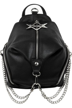 Sacred Sixx Backpack - Shop Now | KILLSTAR.com | KILLSTAR - US Store