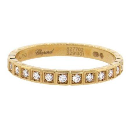 chopard eternity gold ring