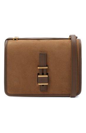 Женская коричневая сумка LORO PIANA — купить за 199500 руб. в интернет-магазине ЦУМ, арт. FAL3320