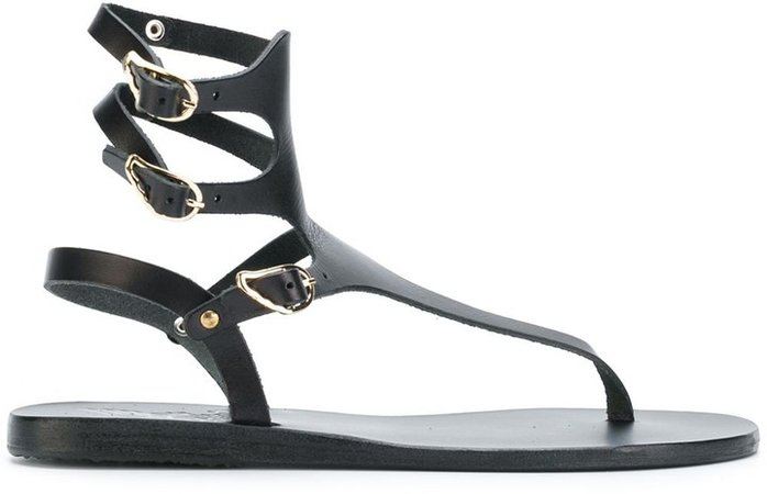 Themis flat sandals