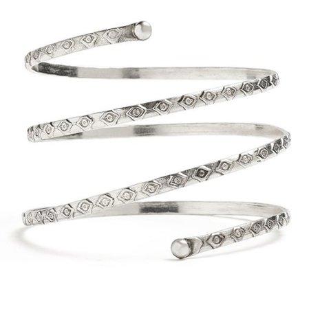 arm bangles silver bracelets - Google Search