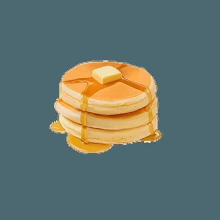 food pancake nichememes adidas clothes shoes stickers...