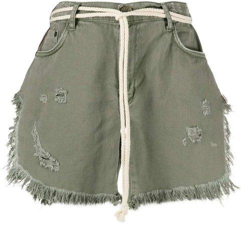 Frankies cut-off shorts