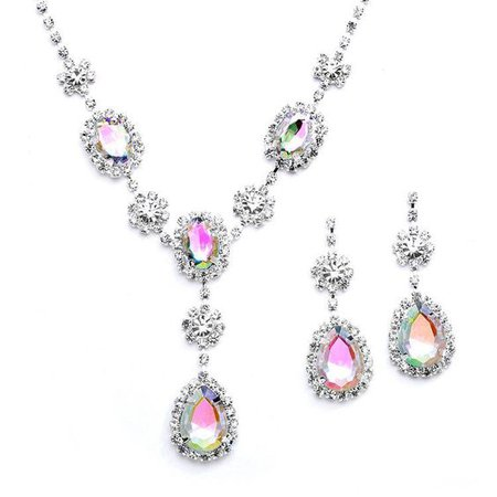 Prom Jewelry Set
