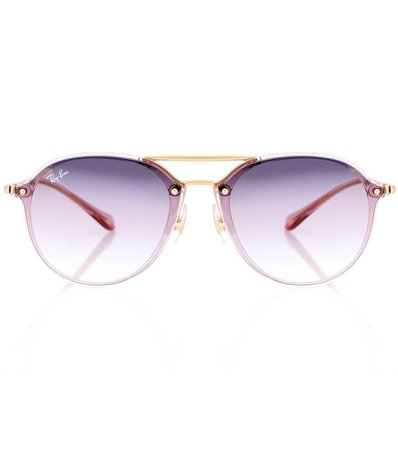 Blaze Aviator Sunglasses - Ray-Ban | mytheresa