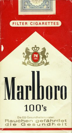 Marlboro Red 100's