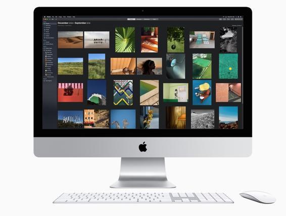 Apple Imac Computer Desktop