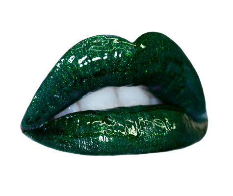 Green Lime Crime Lip Gloss