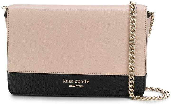 Spencer chain cross body bag
