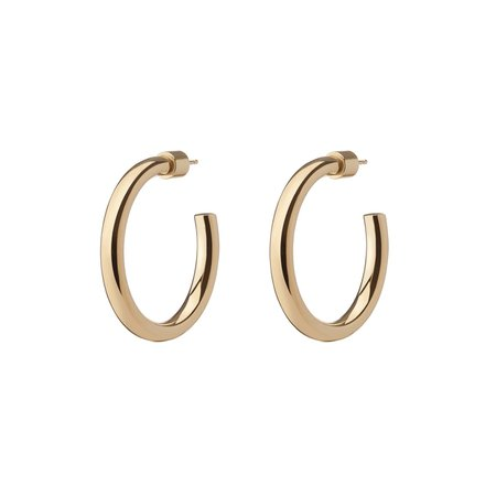 Mini Lilly Hoops earrings – Jennifer Fisher
