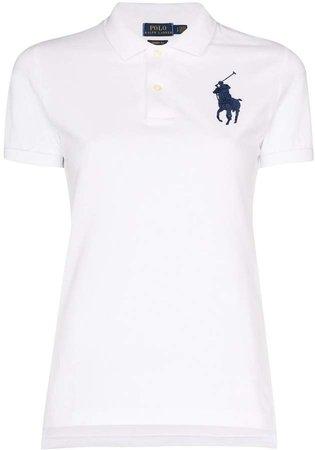 Polo Pony embroidered polo shirt