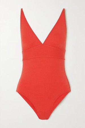 Les Essentiels Larcin Swimsuit - Red