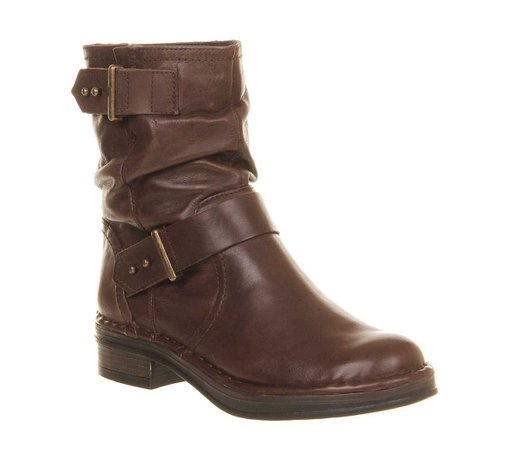 Brown Ankle Boots Women