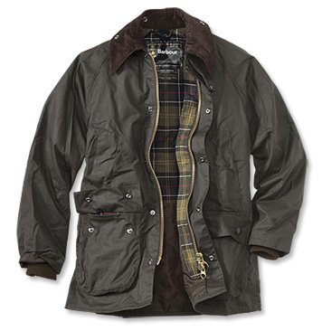 Barbour® Classic Bedale Waxed Cotton Jacket - Orvis