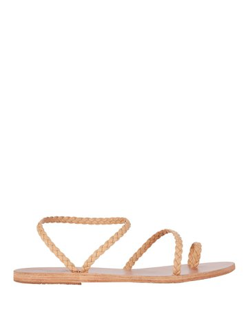 Ancient Greek Sandals Eleftheria Sandals   INTERMIX®