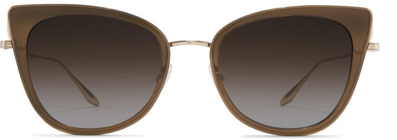 Bronze Sunglasses Barton And Perreira Galore