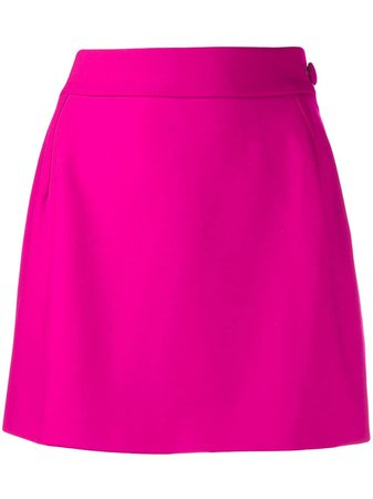 Attico high-waisted mini-skirt - Farfetch