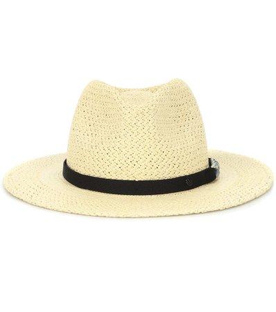 Rico Straw Hat - Maison Michel | Mytheresa