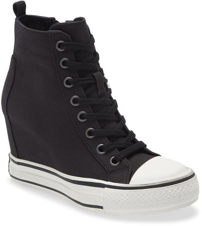 Harper Wedge Sneaker