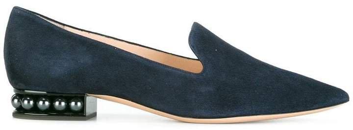 18mm Casati Pearl loafers