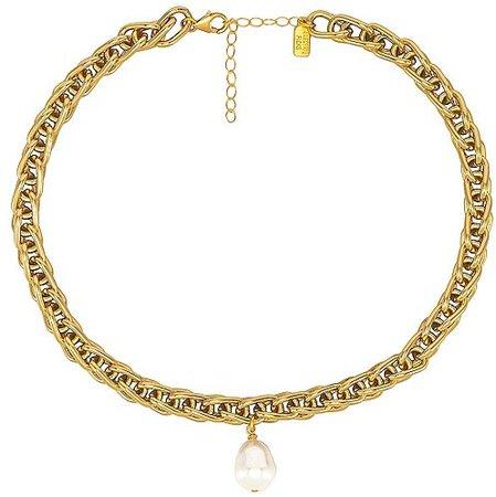 Electric Picks Jewelry Ivy Necklace