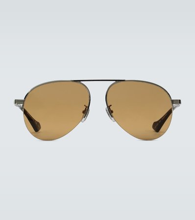 Aviator-Inspired Sunglasses - Gucci | Mytheresa