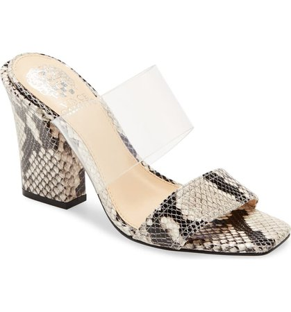 Vince Camuto Felima Two-Strap Sandal (Women)   Nordstrom