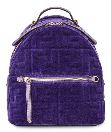 purple fendi bag