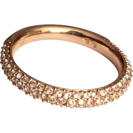 Crystal ring Swarovski Pink in Crystal - 6298997