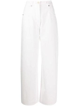 Jacquemus Nîmes wide-leg Jeans - Farfetch