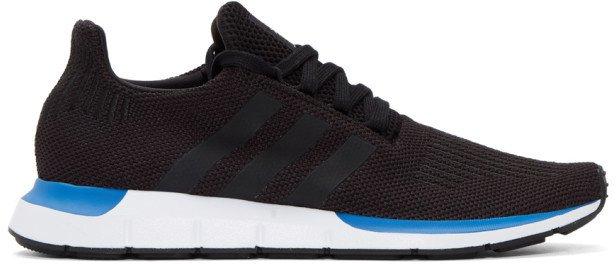 Black Swift Run Sneakers