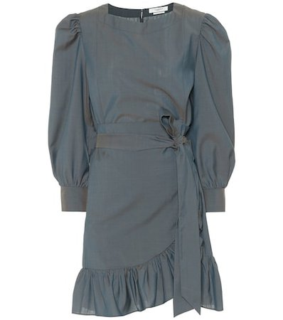 Nelicia wool minidress