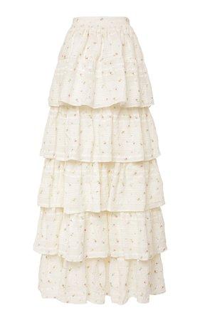 Google Image Result for https://assets11.modaoperandi.com/images/products/664610/263691/large_love-shack-fancy-white-carmen-ruffle-maxi-skirt.jpg?_t=1558100524