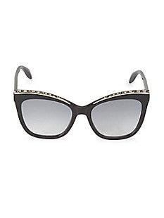 mcqueen sunglasses   SaksFifthAvenue