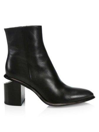 Alexander Wang - Anna Patent Sock Boots
