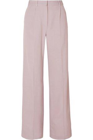 OCHI | Twill wide-leg pants | NET-A-PORTER.COM