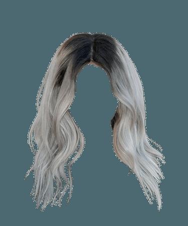 grey-hair-png-3.png (521×625)
