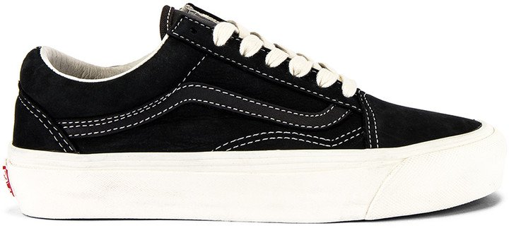 OG Old Skool LX in Raven & Black | FWRD